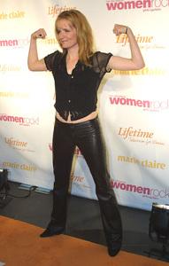 Women Rock Benefit ConcertLea ThompsonKodak Theater Hollywood, California 10/10/02 © 2002 Glenn Weiner - Image 20589_0143