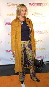 Women Rock Benefit ConcertRosanna ArquetteKodak Theater Hollywood, California 10/10/02 © 2002 Glenn Weiner - Image 20589_0170