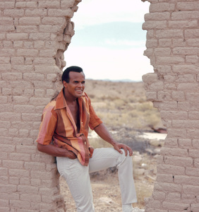 Harry Belafonte1971 © 1978 Ken Whitmore - Image 2061_0035