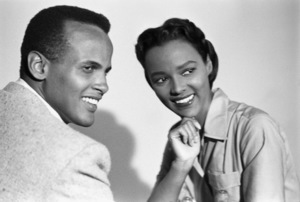 Harry Belafonte and Dorothy Dandridge1952© John Swope Trust - Image 2061_0038