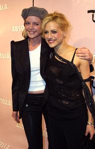 Absolut PartyMarley Shelton & Brittany MurphyChateau Marmont Hotel, West Hollywood, California 10/17/02 © 2002 Glenn Weiner - Image 20623_0147