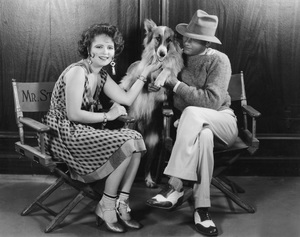 """Ladies of the Mob""Clara Bow1928 Paramount**I.V. - Image 20665_0002"