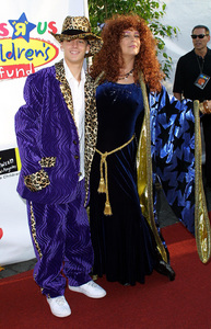 Dream Halloween Benefit - 9th AnnualJamie Lee Curtis & Aaron CarterBarker Hanger in Santa Monica, California 10/26/02 © 2002 Glenn Weiner - Image 20672_0121