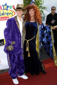 Dream Halloween Benefit - 9th AnnualJamie Lee Curtis & Aaron CarterBarker Hanger in Santa Monica, California 10/26/02 © 2002 Glenn Weiner - Image 20672_0125