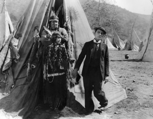 Buster Keaton, PALEFACE, THE, First National, 1922, **I.V. - Image 20677_0001