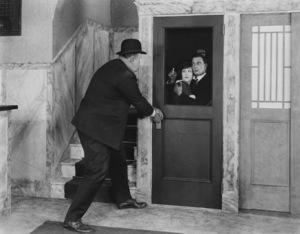 """The Goat""Buster Keaton, Virginia Fox1921 MGM** I.V. - Image 20678_0001"