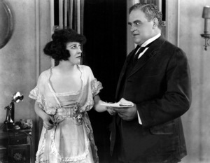 Mabel Normand, HEAD OVER HEELS, Goldwyn, 1922, **I.V. - Image 20683_0001