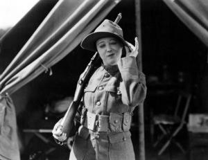 Mabel Normand, JOAN OF PLATTSBURG, Goldwyn, 1918, **I.V. - Image 20685_0001