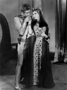 Laurence Olivier, Vivien Leigh, ANTHONY AND CLEOPATRA, Play, 1951, **I.V. - Image 20686_0001