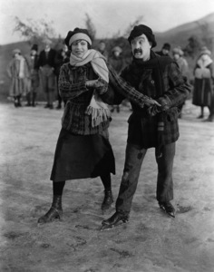 Snub Pollard, Marie Mosquini, JACK FROST, short, Pathe, 1923, **I.V. - Image 20689_0001