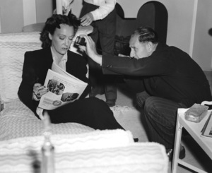 Gloria Swanson, FATHER TAKES A WIFE, RKO, 1941, **I.V. - Image 20698_0002