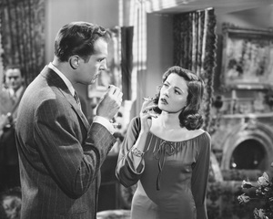 """Laura""Vincent Price & Gene Tierney1944 20th **I.V. - Image 20701_0008"