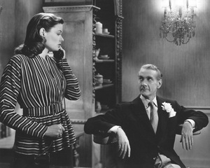 """Laura""Gene Tierney & Clifton Webb1944 20th **I.V. - Image 20701_0013"