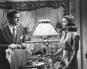 """Laura""Dana Andrews & Gene Tierney1944 20th **I.V. - Image 20701_0014"