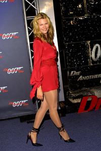Die Another Day PremiereNatasha HenstridgeThe Shrine Auditorium in Los Angeles, CA 11/11/02 © 2002 Scott Weiner - Image 20729_0119