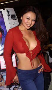 Glamourcon Expo Esther Hwang Radisson Hotel in Los Angeles, CA 11/16/02 © 2002 Scott Weiner - Image 20750_0166