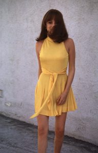 Jacqueline Bissetcirca 1969 © 1978 David Sutton - Image 2083_0029