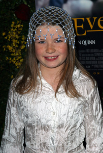 Evelyn PremiereSophie VavasseurAcademy of Motion Picture Arts & Sciences in Beverly Hills, CA 12/03/02 © 2002 Glenn Weiner - Image 20833_0149