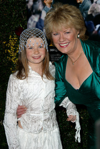 Evelyn PremiereSophie Vavasseur & the real Evelyn DoyleAcademy of Motion Picture Arts & Sciences in Beverly Hills, CA 12/03/02 © 2002 Glenn Weiner - Image 20833_0155