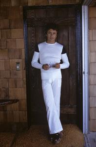 Bill Bixby at his Malibu home1973© 1978 Gene Trindl - Image 2084_0067