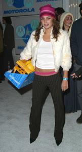 Motorola Holiday Party - 4th AnnualJosie MaranThe Lot in West Hollywood, CA.   12/05/02 © 2002 Glenn Weiner - Image 20861_0199