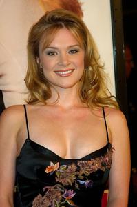 Just Married Premiere Lauren Woodland Cinerama Dome Theatre in Hollywood, CA 1/8/03 © 2003 Glenn Weiner - Image 20894_0133