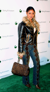Sony Ericsson PartyTamala JonesThe Palace in Hollywood, CA  1/9/03 © 2003 Glenn Weiner - Image 20895_0161