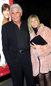 A Guy Thing Premiere Barbra Streisand & husband James Brolin Mann Bruin Theatre in Westwood, CA 1/14/03 © 2003 Glenn Weiner - Image 20913_0108