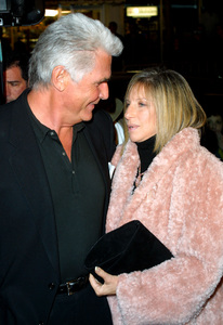 A Guy Thing Premiere Barbra Streisand & husband James Brolin Mann Bruin Theatre in Westwood, CA 1/14/03 © 2003 Glenn Weiner - Image 20913_0152