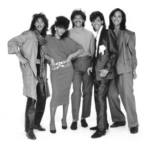 DeBarge (Mark, Bunny, James, Eldra, Randy)1985 © 2009 Bobby Holland  - Image 20924_0005