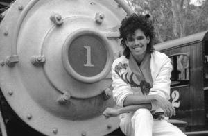 "Eldra Patrick ""El"" DeBarge1985 © 1985 Bobby Holland - Image 20924_0022"