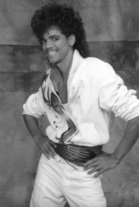 "Eldra Patrick ""El"" DeBarge1985 © 1985 Bobby Holland - Image 20924_0026"