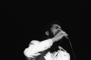 Lenny Wlliams performing live at The Roxy in West Hollywood, Californiacirca mid 1970s© 1978 Bobby Holland - Image 20928_0016