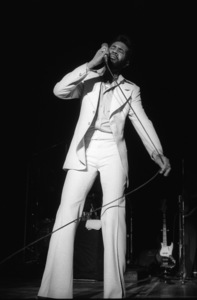 Lenny Wlliams performing live at The Roxy in West Hollywood, Californiacirca mid 1970s© 1978 Bobby Holland - Image 20928_0019