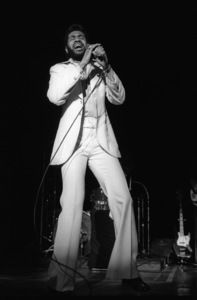 Lenny Wlliams performing live at The Roxy in West Hollywood, Californiacirca mid 1970s© 1978 Bobby Holland - Image 20928_0021
