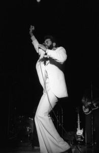Lenny Wlliams performing live at The Roxy in West Hollywood, Californiacirca mid 1970s© 1978 Bobby Holland - Image 20928_0022