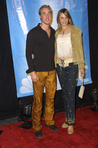 NBC Winter Press Tour PartyKyle Lowder & wife Arianna ZuckerBliss Club in Los Angeles, CA  1/17/03 © 2003 Scott Weiner - Image 20931_0242
