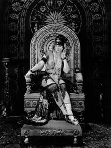 "Betty BlytheIn ""The Queen Of Sheba""1921 Fox**I.V. - Image 2096_0014"