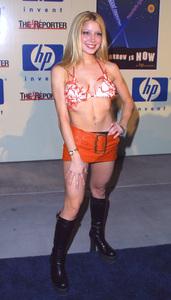 HP Computer PartyCourtney PeldonAstra West Club in West Hollywood, CA   1/30/03 © 2003 Glenn Weiner - Image 21039_0123