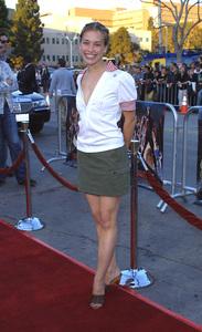 Daredevil PremierePiper PeraboMann Village Theatre in Westwood, CA.   2/9/03 © 2003 Glenn Weiner - Image 21079_0163