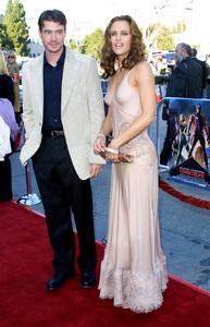 Daredevil PremiereScott Foley & Jennifer GarnerMann Village Theatre in Westwood, CA.   2/9/03 © 2003 Glenn Weiner - Image 21079_0168