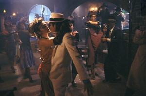 """""""Moonwalker"""" Michael Jackson 1988 © 1988 Gene Trindl - Image 21152_0003"""