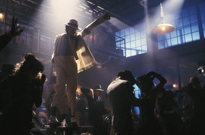 """""""Moonwalker""""Michael Jackson1988 © 1988 Gene Trindl - Image 21152_0006"""