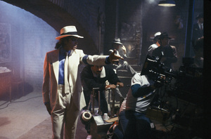 """""""Moonwalker""""Michael Jackson1988 © 1988 Gene Trindl - Image 21152_0007"""