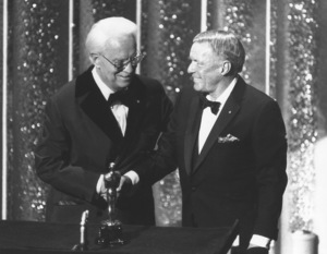 """Academy Awards - 56th Annual""Douglas Fairbanks Jr., Frank Sinatra1984**I.V. - Image 21172_0001"