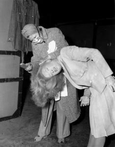 """""""Saboteur""""Priscilla Lane being groomed1942 Universal**I.V. - Image 21298_0006"""