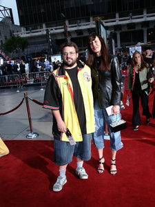 """Kevin Smith and Wife""""Charlie"""