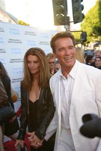 """Terminator 3: Rise of the Machines"" Premiere 6/30/03Maria Shriver, Arnold Schwarzenegger © 2003 Sam Kweskin - Image 21316_0036"