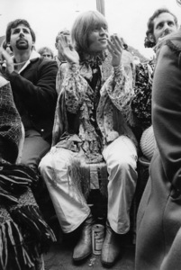 "Brian Jones of the Rolling Stones at ""The Monterey Pop Festival""1967© 1978 Bruce McBroom - Image 21317_0005"