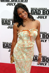 """Bad Boys 2"" Premiere 7-9-03Robinne Lee © 2003 Sam Kweskin - Image 21319_0036"
